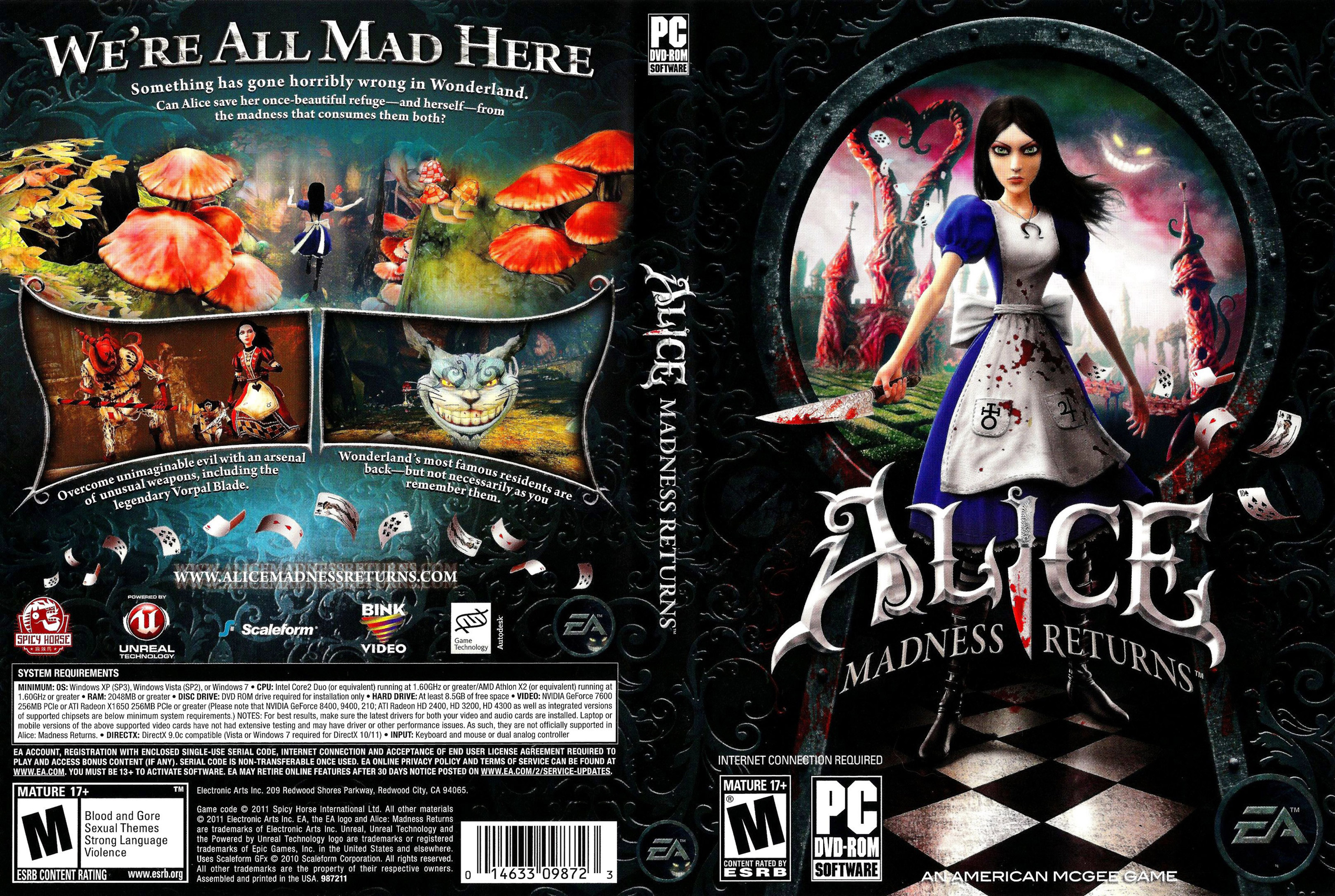 Alice: madness returns patch adult picture
