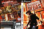 Rainbow Six: Vegas - DVD obal