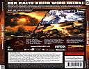 World in Conflict - zadný CD obal