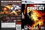 World in Conflict - DVD obal
