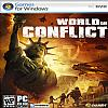 World in Conflict - predný CD obal