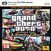Grand Theft Auto IV: Episodes From Liberty City - predný CD obal