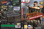 Jagged Alliance: Back in Action - DVD obal