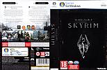The Elder Scrolls 5: Skyrim - DVD obal