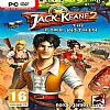 Jack Keane 2: The Fire Within - predný CD obal