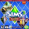The Sims 3: Roaring Heights - predný CD obal