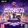 Agents of Mayhem - predný CD obal