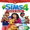 The Sims 4: Cats & Dogs - predný CD obal