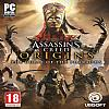 Assassin's Creed: Origins - The Curse of the Pharaohs - predný CD obal