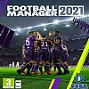Football Manager 2021 - predný CD obal