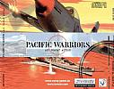 Pacific Warriors: Air Combat Action - zadný CD obal