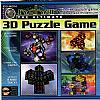 The Ultimate 3D Puzzle Game - predný CD obal