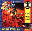 8+One: Game Pack 10 - predný CD obal