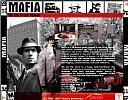 Mafia: The City of Lost Heaven - zadný CD obal
