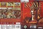 Rome: Total War - DVD obal