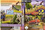 RollerCoaster Tycoon 2: Time Twister - DVD obal