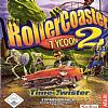 RollerCoaster Tycoon 2: Time Twister - predný CD obal