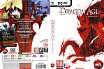 Dragon Age: Origins - DVD obal