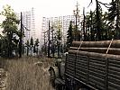 Spintires: Chernobyl - screenshot #1