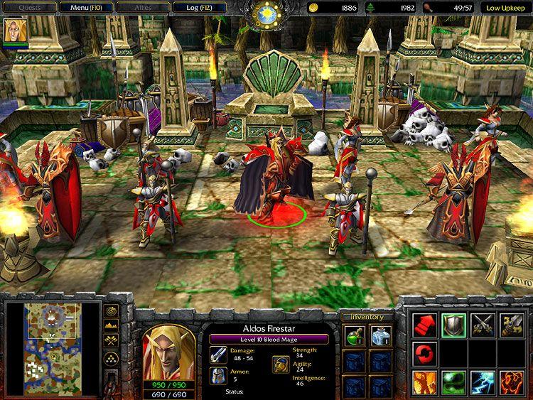 Патч Warcraft E