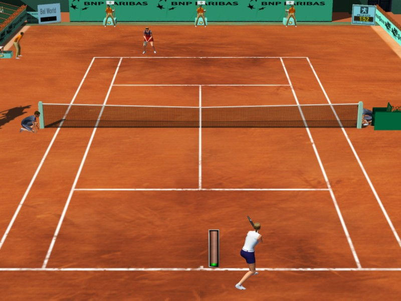 Roland Garros: French Open 2002 - screenshot 8