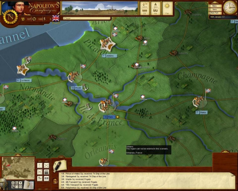 Napoleon's Campaigns - screenshot 12