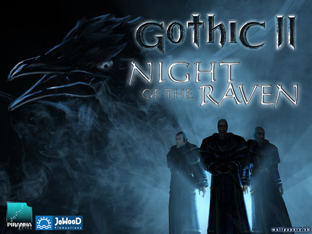 Gothic 2: Night Of The Raven - wallpaper 1 ABCgames.sk.