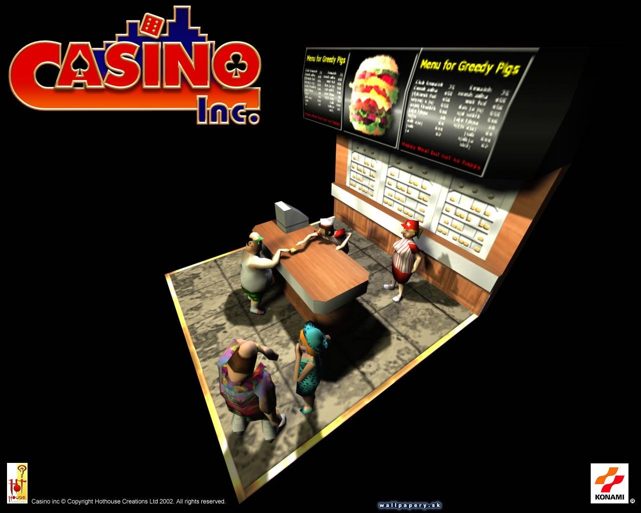 Casino inc escape gambling