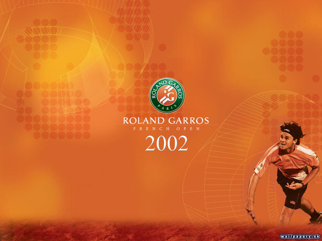 Roland Garros: French Open 2002 - wallpaper 3